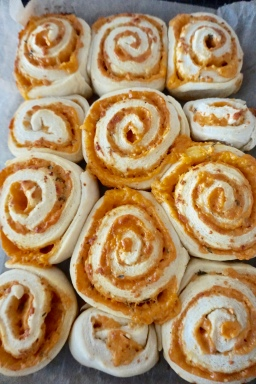 What do you think of when you hear swirl buns?