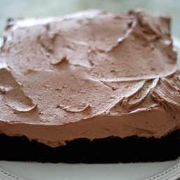 Valentine's Day Calls for Chocolate – Chocolate Cake!