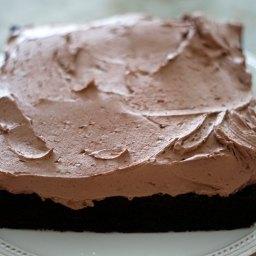 Valentine's Day Calls for Chocolate – Chocolate Cake!